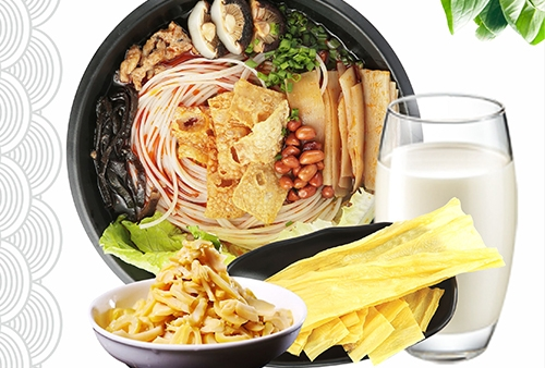 三鲜螺蛳粉+腐竹+酸笋