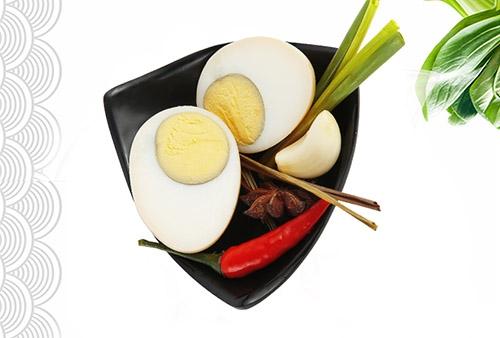 南宁特色卤蛋